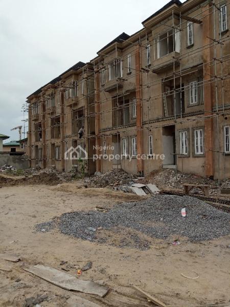 4 Bedrooms Luxury Terrace House, Onigefon Road, Oniru, Victoria Island (vi), Lagos, Terraced Duplex for Sale