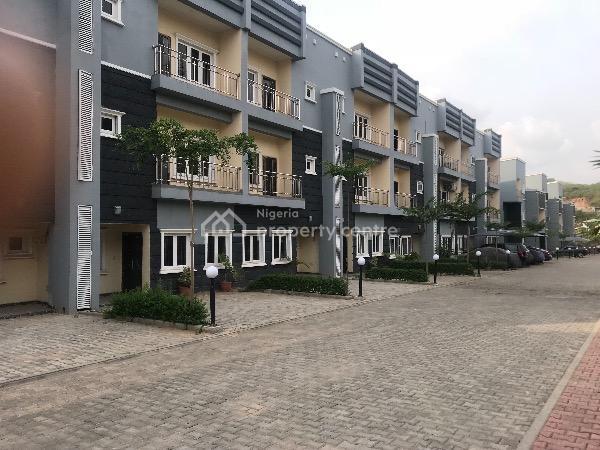 Brand New Luxury 4 Bedroom Terrace, Rosewood Garden, By Vio, Mabuchi, Abuja, Terraced Duplex for Sale