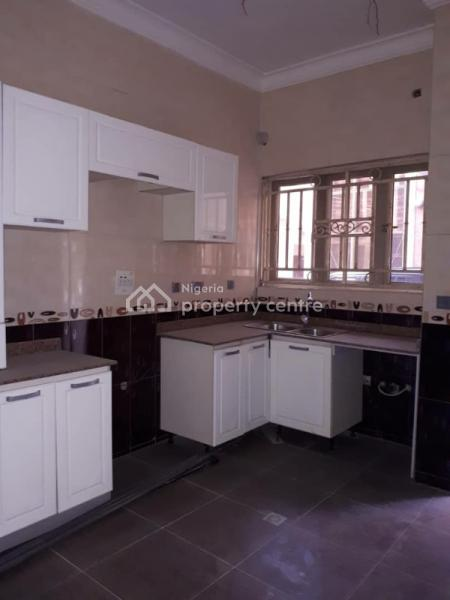 Serviced 7(no) 4-bedroom Terrace House with a Room Bq, Eko Street, Parkview, Ikoyi, Lagos, Terraced Duplex for Rent