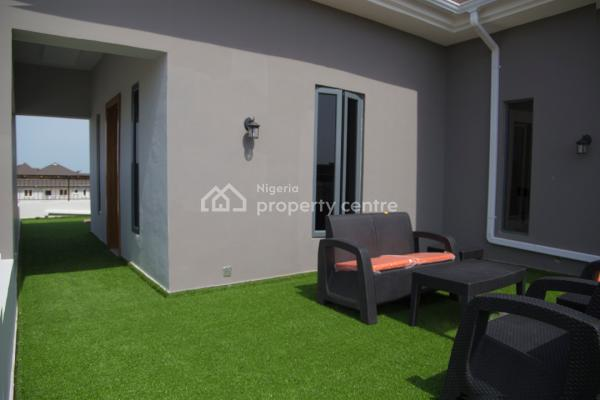 Luxury 5 Bedroom with Study, Swimming Pool and a Private Gym, Pinnock  Beach Estate, Osapa, Lekki, Lagos, Detached Duplex for Sale