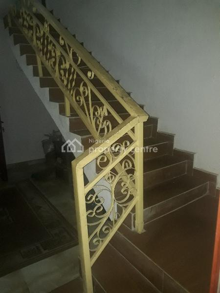 Tastefully Finished 5 Bedroom Semi Detached House with 2 Rooms Bq, Off Sunmola Street, Mende, Maryland, Lagos, Semi-detached Duplex for Sale