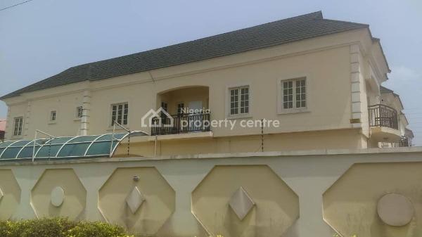 Brand New 5 Bedroom Duplex with Bq, Off Second Roundabout, Lekki Phase 1, Lekki, Lagos, Detached Duplex for Rent