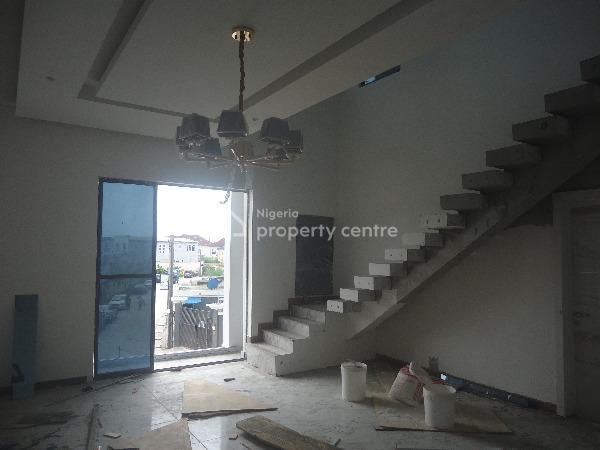 Luxury  4 Bedroom Terrace Duplex Wtih Excellent Facilities, Lafiaji, Lekki, Lagos, Terraced Duplex for Sale