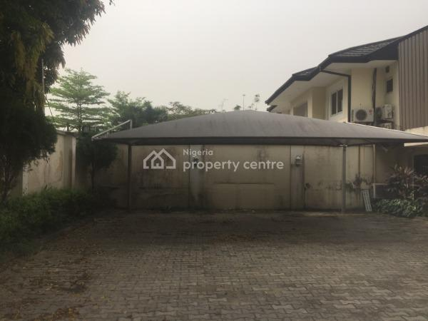 5 Bedroom Semi-detached House on Approximately 800sqm Land, Thompson Avenue, Old Ikoyi, Ikoyi, Lagos, Semi-detached Duplex for Sale