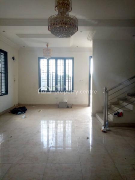 Exquisitely Built 5 Bedroom Semidetached House with Bq, Lekki Phase 1, Lekki, Lagos, Semi-detached Duplex for Rent
