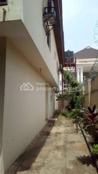 Tastefully Serviced 8 Bedroom Fully Detached Duplex with 4 Rooms Bq, Maitama District, Abuja, Detached Duplex for Rent