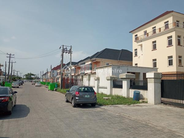 Luxury Brand New Unfinished Block of 12nos of Flats, Chevy View Estate, Chevron Drive, Chevron, Lekki, Lagos, Block of Flats for Sale