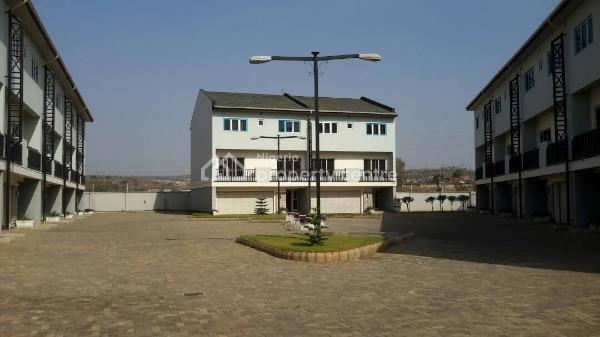 a Tastefully Finished 4 Terraced Duplex (12 Units), Gudu, Abuja, Terraced Duplex for Rent