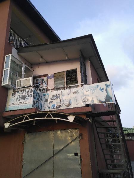 Mini Flat Office Space, Along The Road, Fola Agoro, Yaba, Lagos, Mini Flat for Rent