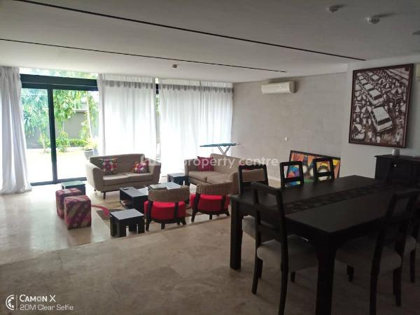 4 Bedroom Townhouse with a Bq, Off Bourdillon Road, Old Ikoyi, Ikoyi, Lagos, Terraced Duplex for Rent