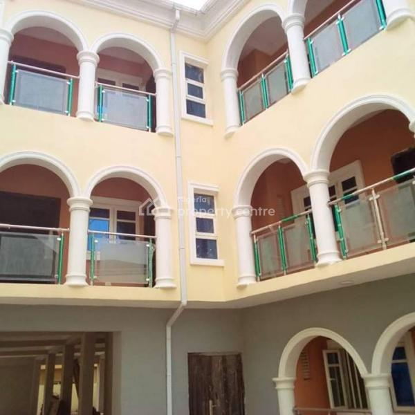 Block of 10 Flats, Omole Phase 2, Ikeja, Lagos, Block of Flats for Sale