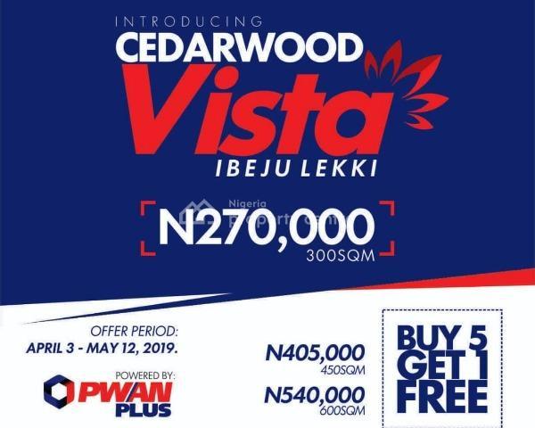 Ceedarwood Vista Ibeju Lekki, Ibeju Lekki, Lagos, Land for Sale