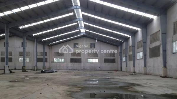 Warehouse, Isolo Industrial Scheme, on Cowbell Way, Ire Akari, Isolo, Lagos, Warehouse for Sale