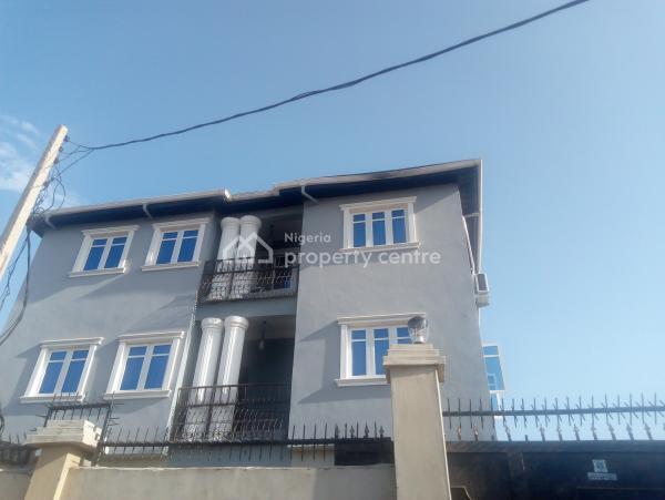 Executive 2 Bedroom Flat, Via Herbert Macaulay, Off Finbers College Road, Akoka, Yaba, Lagos, Flat for Rent