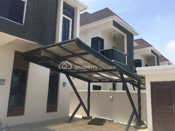 4 Bed Detached House, Orchid Road, Lafiaji, Lekki, Lagos, Detached Duplex for Sale