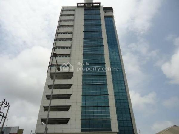 Office Building for Sale!! a New,well Built,fully Equipped Purpose Built,grade a Open Plan Office Building of 15 Floors, Off Ozumba Mbadiwe, Victoria Island (vi), Lagos, Plaza / Complex / Mall for Sale