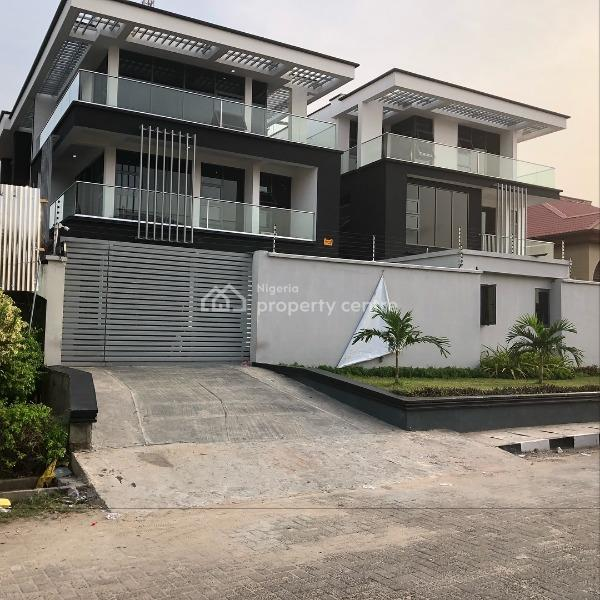 5 Bedroom Fully Detached Duplex, Off Admiralty Way, Lekki Phase 1, Lekki, Lagos, Detached Duplex for Sale