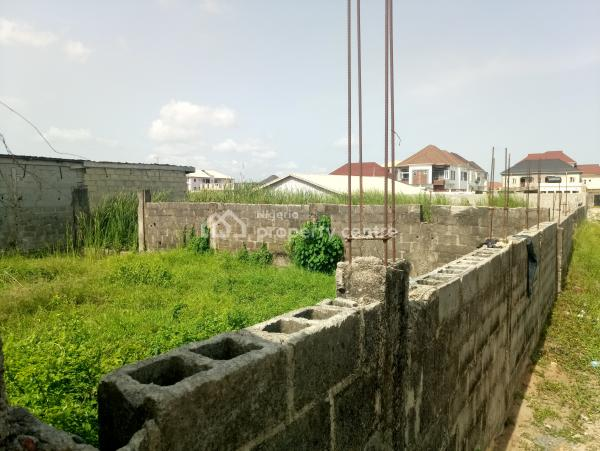 Half Plot of Land with Governors Consent, Ocean Breeze Estate, Ologolo, Lekki, Lagos, Residential Land for Sale