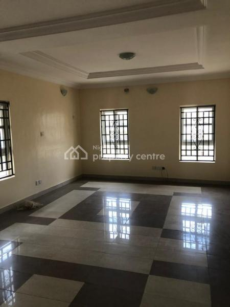 4 Bedroom Bungalow, Northern Foreshore Estate, Chevron, Lekki, Lagos, Detached Bungalow for Rent