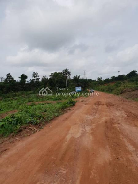 For Sale: Just With N600,000 You Can Own A Plot Of Land At