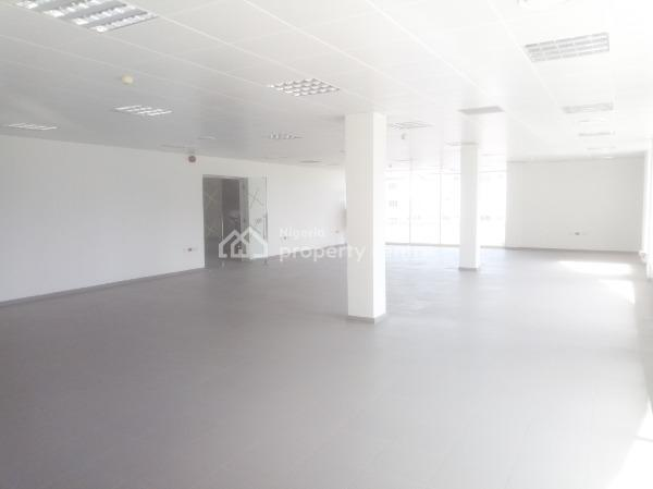Brand New Office Space of 250 Square Meters, Victoria Island Extension, Victoria Island (vi), Lagos, Office Space for Rent