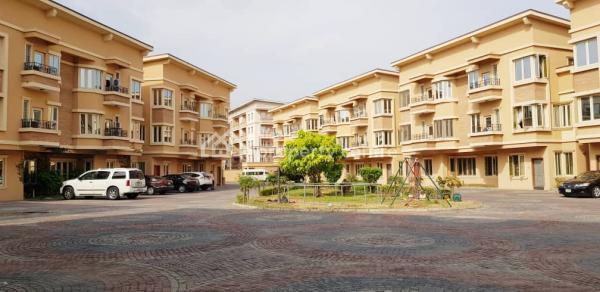 4 Bedroom Terraces Duplex and Bq. Serviced, Oniru, Victoria Island (vi), Lagos, Terraced Duplex for Rent