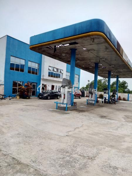 Global C of O Functioning Filling Station, Before Eleko Juntion, on Lekki Epe Express Way, Ibeju Lekki, Lagos, Filling Station for Sale