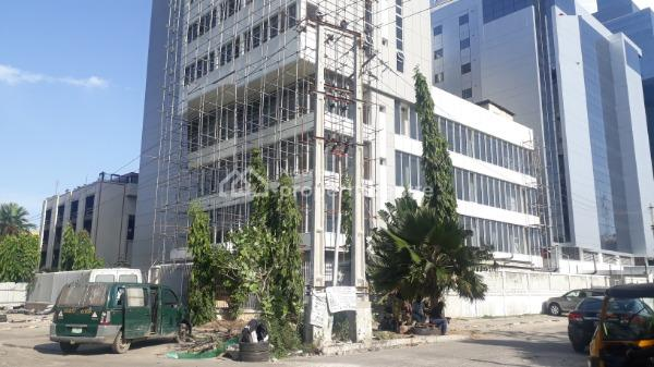 Newly Constructed Massive Office Space (620 Sqm), Victoria Island Extension, Victoria Island (vi), Lagos, Office Space for Rent