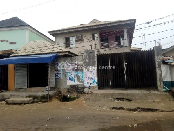 Flat Built on a Half Plot of Land, Wholesale Market, Lakowe, Ibeju Lekki, Lagos, Block of Flats for Sale