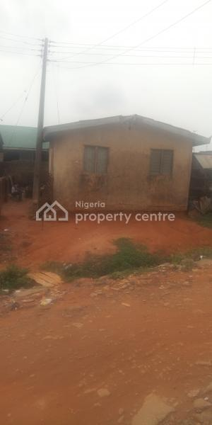 Cheapest Bungalow Ever on More Than Half Plot of Land, Unity Road, Aboru, Iyana Ipaja, Alimosho, Lagos, Detached Bungalow for Sale