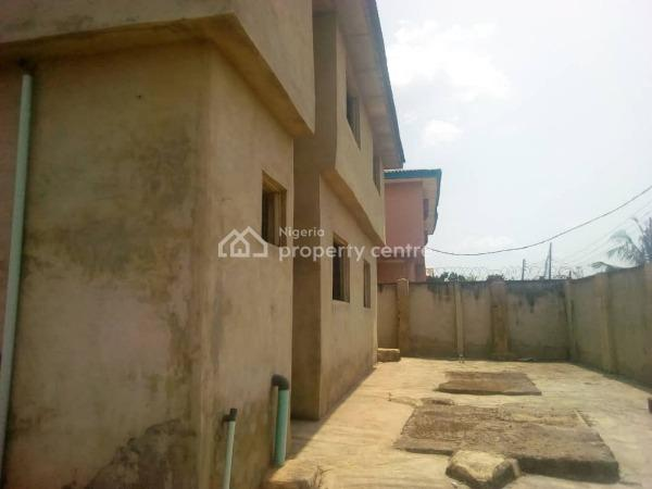 4 Flats of 3 Bedroom on Full Plot of Land, with Borehole, Fence and Gate in Serena Environment, Adetokun Estate, Ologuneru, Ido, Oyo, Block of Flats for Sale