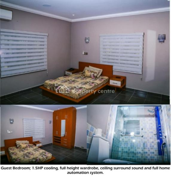 Supper Furnished 4 Bedroom Diplomatic Pent House, Jabi, Abuja, Flat for Rent