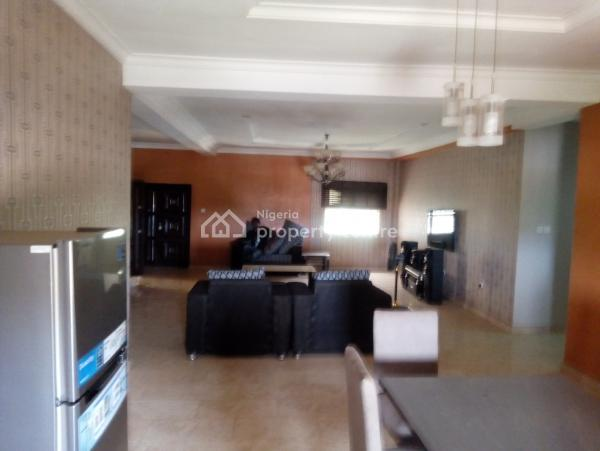 5 Bedroom Flat + 2 Sitting Room, Office Purpose /residential, Life Camp, Gwarinpa, Abuja, House for Rent