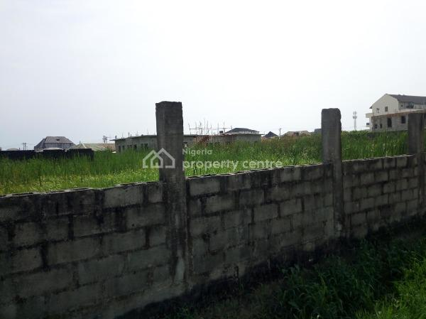 Standard 60*120ft Fenced Land with Deed and Survey Inside Ologolo, Lekki Lagos, After The Catholic Church Road, Ologolo, Lekki, Lagos, Residential Land for Sale