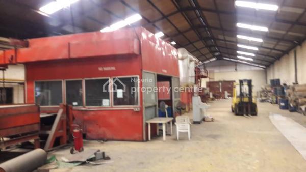 Aluminium Factory, Oregun, Ikeja, Lagos, Factory for Sale
