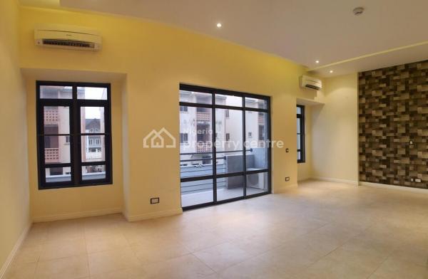 Newly Serviced 3 Bedroom Flats with Bq, Oniru, Victoria Island (vi), Lagos, Flat for Rent