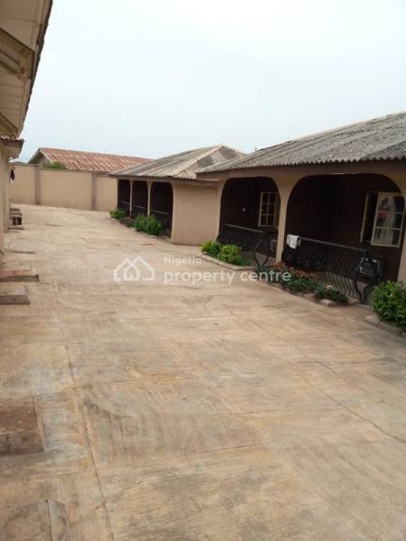 Functioning Hotel, Behind Achmate Oil Filing Station, Idi-ape Bustop Off Olorunda/akobo Road, Akobo, Ibadan, Oyo, Hotel / Guest House for Sale
