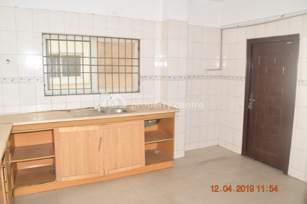 Tastefully Finished 3 Bedroom Flat in a Block of Flats, Block B, Flat 4a, Pearl Apartments, Abeokuta Street, Ebute Metta East, Yaba, Lagos, Flat for Rent