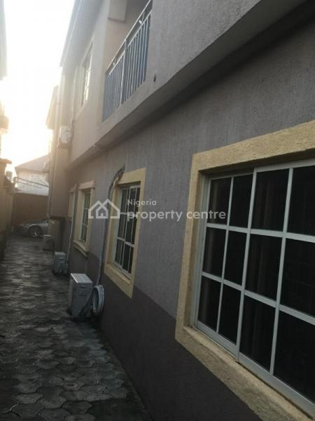 4 Bedroom Duplex and 2 Bedroom Duplex, Alexander Estate, Oko-oba, Agege, Lagos, Semi-detached Duplex for Sale