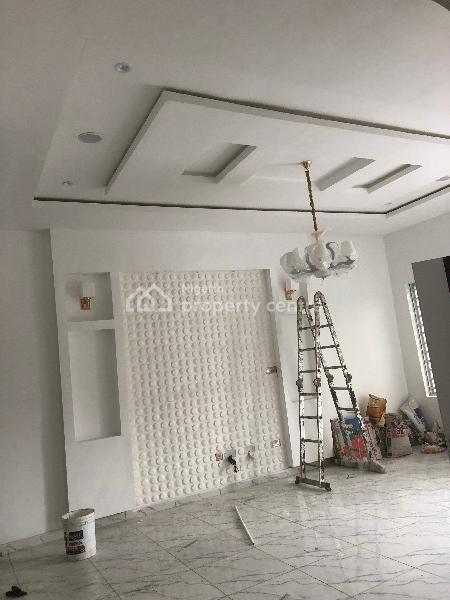 Newly Built 4 Bedroom Semi Detached Duplex with B.q, Ikota Villa Estate, Lekki, Lagos, Semi-detached Duplex for Rent