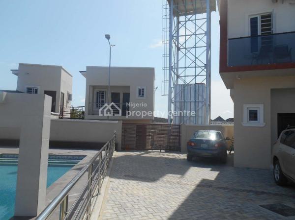 4 Bedroom Terrace Duplex for Sale in Mini Estate on Orchid Hotel Road, Mini Estate on Orchid Hotel Road, Lafiaji, Lekki, Lagos, Terraced Duplex for Sale