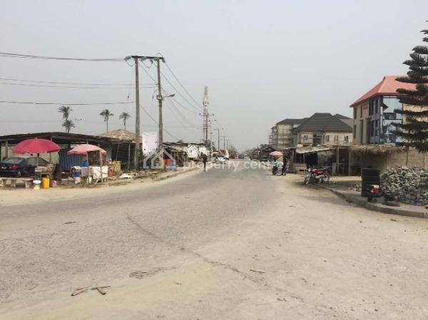 New 4 Bedroom Semi Detached Duplex for Sale on Orchid Hotel Road, Lekki, Lafiaji, Lekki, Lagos, Semi-detached Duplex for Sale