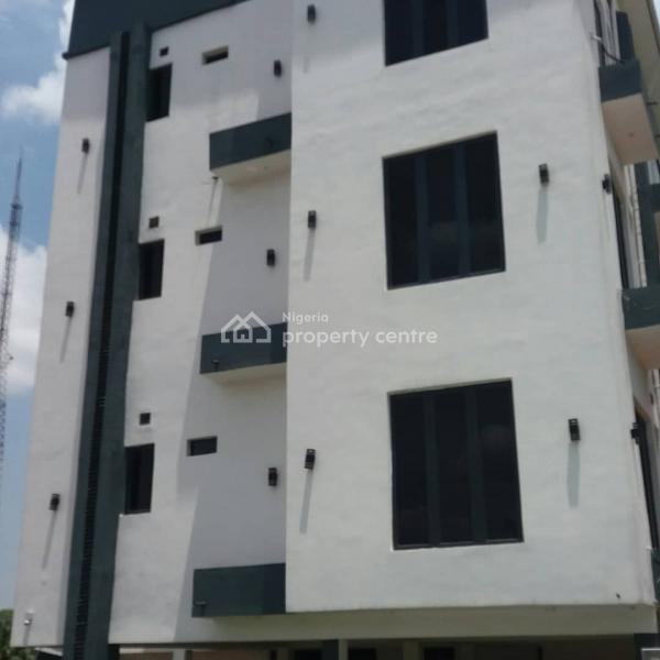 Block of Super Luxury 6 Flats of 3 Bedrooms Each with a Room Bq, Allen, Ikeja, Lagos, Flat for Sale