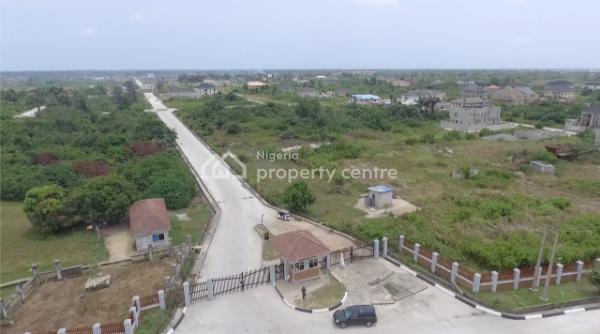 Commercial Land Facing The Express, Beechwood Estate, on Lekki Epe Expressway, Lakowe, Ibeju Lekki, Lagos, Commercial Land for Sale