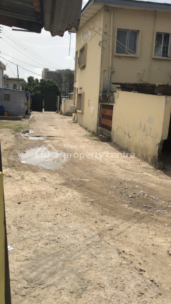 3,644 Sqm of Land with an Old Structure Built, Off Adeola Odeku, Victoria Island Extension, Victoria Island (vi), Lagos, House for Sale