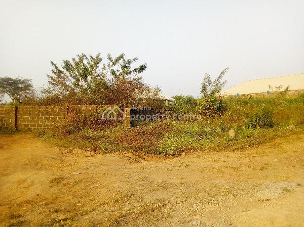 Genuine Half Plot of Land, Akoto Area, Elebu, Off Akala Express, Challenge, Ibadan, Oyo, Residential Land for Sale