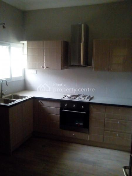 a Very Good 4 Bedroom Terraced Duplex with 1 Room Bq, After Stella Marris School, Life Camp, Gwarinpa, Abuja, Terraced Duplex for Rent