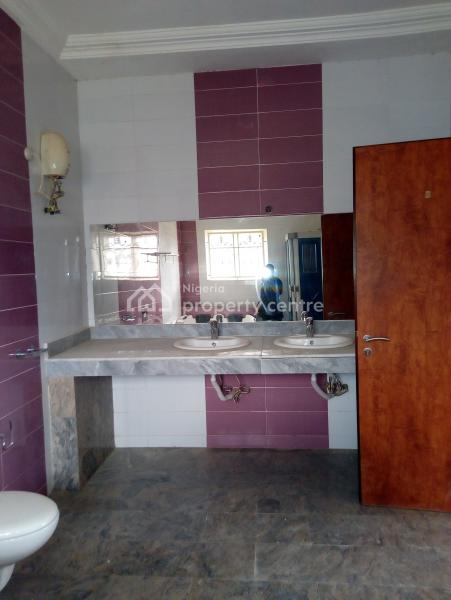 Luxury 6 Bedroom  Detached Duplex with 1 Bedroom Guest Chalets and a Room Bq with Swimming Pool, Off Ibb Buleavard, Maitama District, Abuja, Detached Duplex for Sale