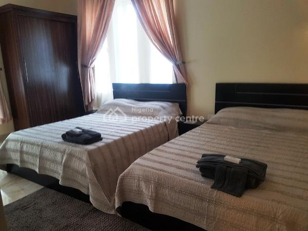 Shortlet 3 Bedroom Furnished Apartment, Jakande Ist Gate, By Fcmb, Jakande, Lekki, Lagos, Flat Short Let