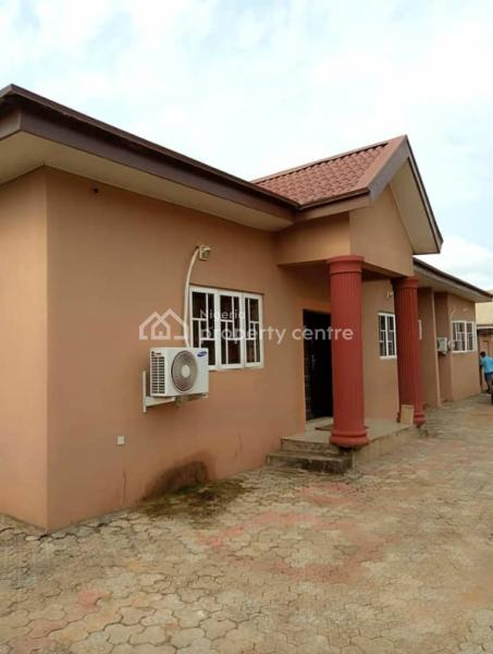 Tastefully Finished 4 Bedroom Detached Bungalow, Elebu Area, Off Akala Express, Ibadan, Oyo, Detached Bungalow for Sale